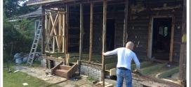 Что входит в реконструкцию загородного дома