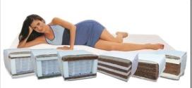 Как правильно подобрать ортопедический матрас