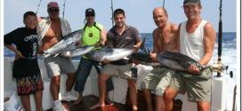 Когда начинается сезон охоты на тунца в Испании