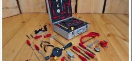 Виды профессионального ручного инструмента