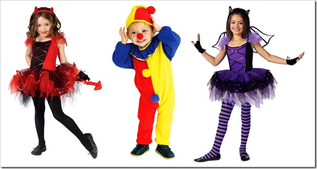 Виды праздничных карнавальных костюмов для ребенка