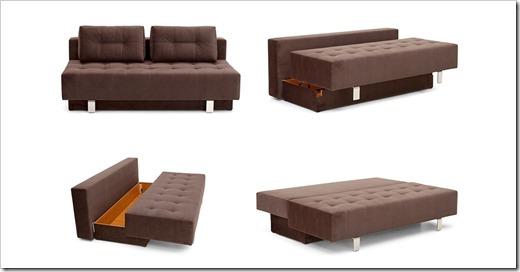 Механизм еврокнижка в диванах - это как