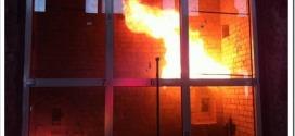 Где устанавливаются противопожарные окна