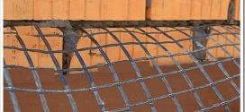 Базальтовая кладочная сетка: характеристики и применение