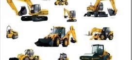 Виды строительной техники и ее предназначение