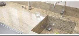 Столешницы из искусственного камня обновят интерьер вашей кухни