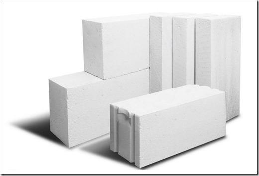 Визуальные характеристики газобетонных блоков