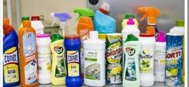 Какие средства нужны для уборки квартиры