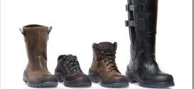 Виды мужской рабочей обуви