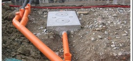 Обзор услуг монтажа наружной канализации от компании yms.com.ua