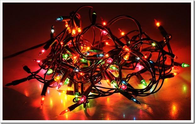 Светодиодные гирлянды, их устройство и виды