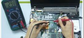 Какие виды ремонта могут потребоваться ноутбуку