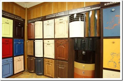 Какой фасад выбрать для кухни
