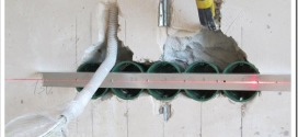 Обзор услуги установки подрозетников от компании ЭЛСИ Профмонтаж