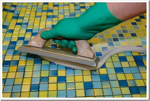 Правила и советы по укладке мозаики