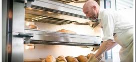 Виды промышленных хлебопекарных печей