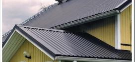 Какой профнастил нужен для крыши