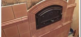 Характеристики плитки и керамогранита для облицовки каминов и печей