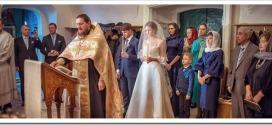 Как делается видеосъемка венчания