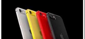 Как будет выглядеть iPhone SE 2