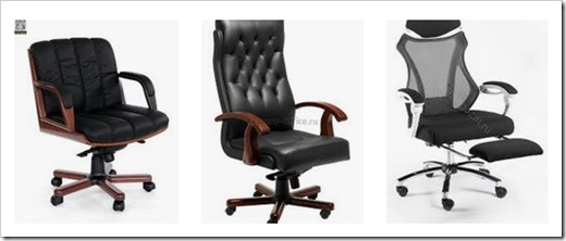 Как выбрать кресла для офиса