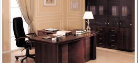 Классическая офисная мебель серии MONZA