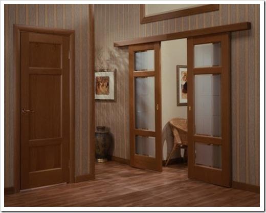 Двери для дачи