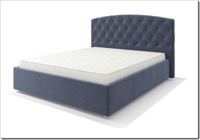 Современные кровати-подиум - их особенности и правила выбора