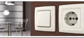 Как выбрать выключатели и розетки в квартиру
