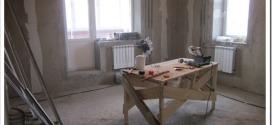 Этапы проведения капитального ремонта двухкомнатной квартиры (вторичка)