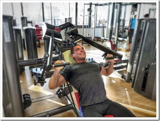 Тренажёры на крупные группы мышц