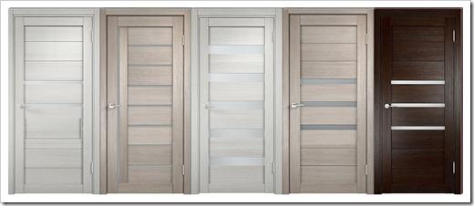 Царговые двери: частный случай филенчатых