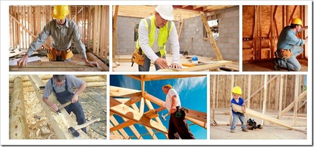 Какие работы выполняют плотники