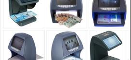 Виды просмотровых детекторов валют и принцип их работы