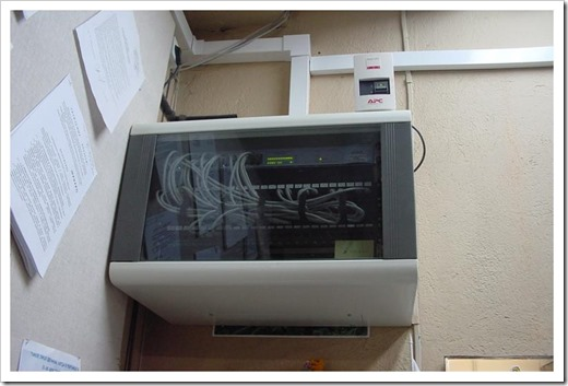 Виды настенных серверных шкафов 10 дюймов и как выбрать?