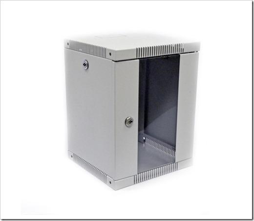 Наличие перфорации и тип конструктива серверного шкафа