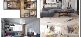 Как делается дизайн-проект интерьера квартиры?