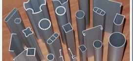 Виды алюминиевого профиля и где он применяется