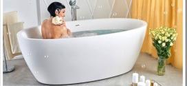 Как устанавливать отдельностоящую ванну своими руками