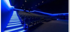 Виды светодиодного освещения в кинотеатрах