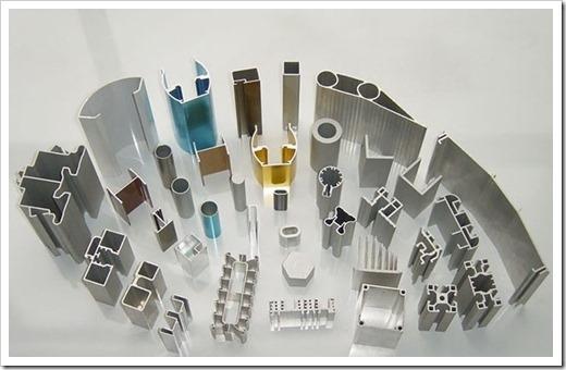 Методы производства алюминиевых профилей