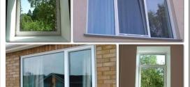 Виды металлопластиковых окон и как их выбрать в частный дом
