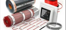Какие есть виды электрического теплого пола
