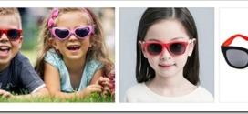 Как выбрать детские солнцезащитные очки