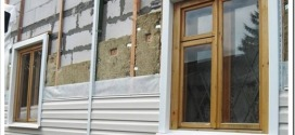 Металлический сайдинг для обшивки фасада