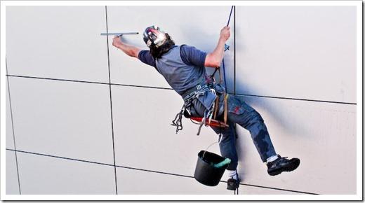 Промышленный альпинизм - что это и виды производимых работ на высоте