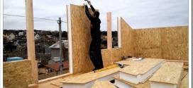 Как строятся дома из сип панелей и чем их утепляют