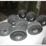 Рекомендации по выбору колёс для тележек