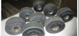 Полиуретановые колеса для тележки — какие бывают и где применяются