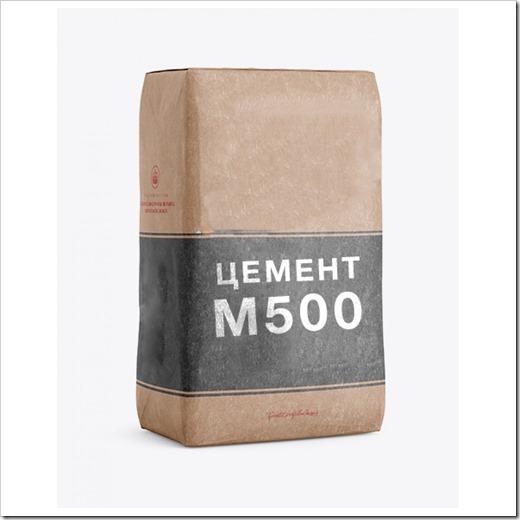 Особенности цемента М500